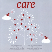CARE - CD Cover