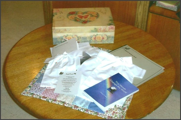 Angel Fund Memory Box